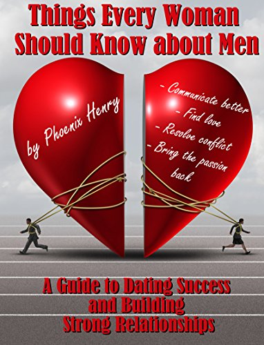 Get Our Latest eBook Now: Things Every Woman Should Know about Men